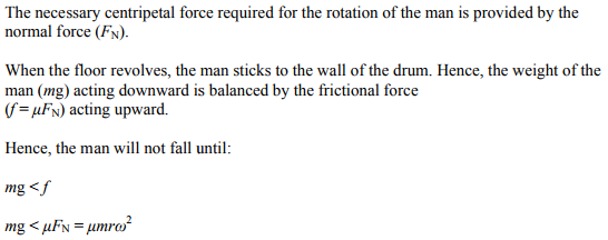 Physics Numericals Class 11 Chapter 5 123