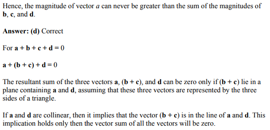 Physics Numericals Class 11 Chapter 4 20