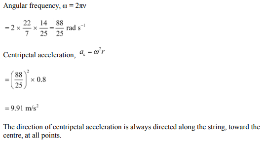 Physics Numericals Class 11 Chapter 4 43