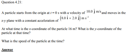 Physics Numericals Class 11 Chapter 4 52