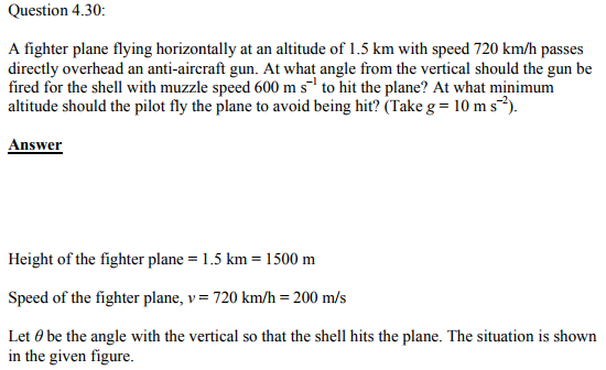 Physics Numericals Class 11 Chapter 4 81