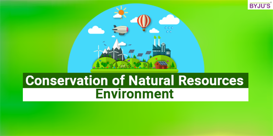 Conservation-of-Natural-Resources-Environment