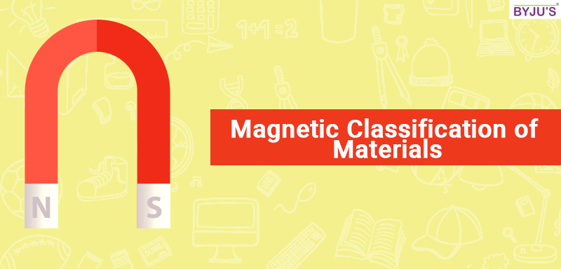Magnetic-Classification-of-Materials