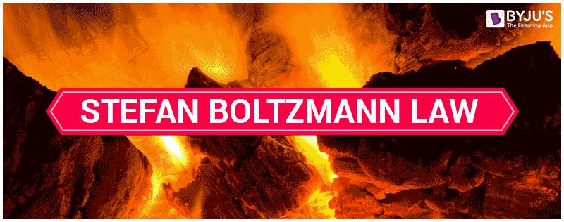 Stefan Boltzmann Law
