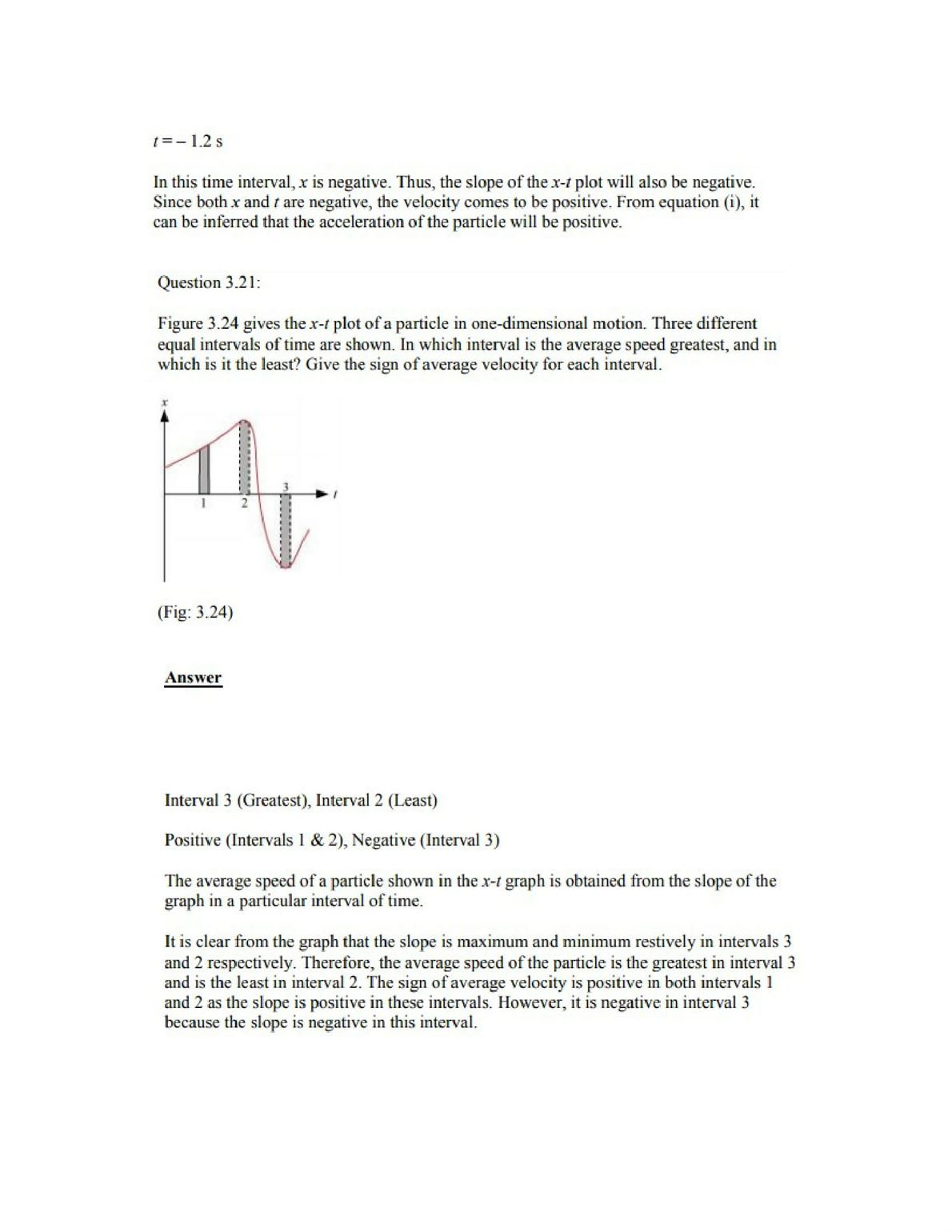 Physics Numericals Class 11 Chapter 3 28