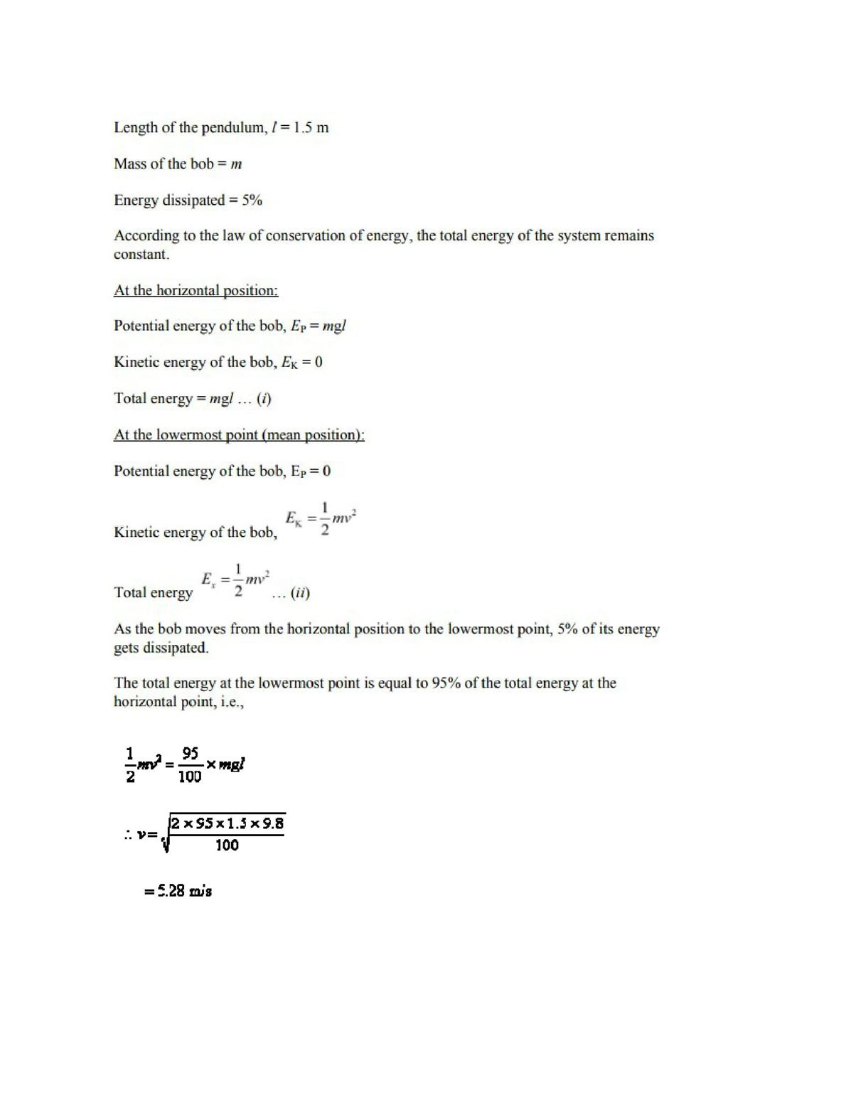 Physics Numericals Class 11 Chapter 6 24