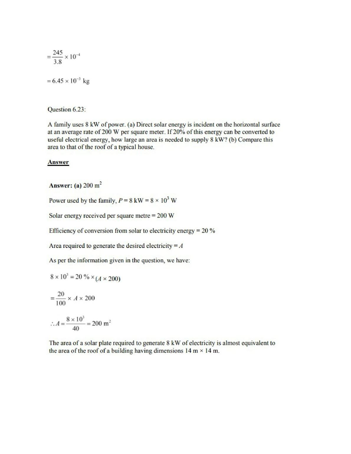 Physics Numericals Class 11 Chapter 6 29