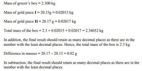 Physics Numericals Class 11  Chapter 2 28