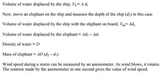 Physics Numericals Class 11  Chapter 2 49