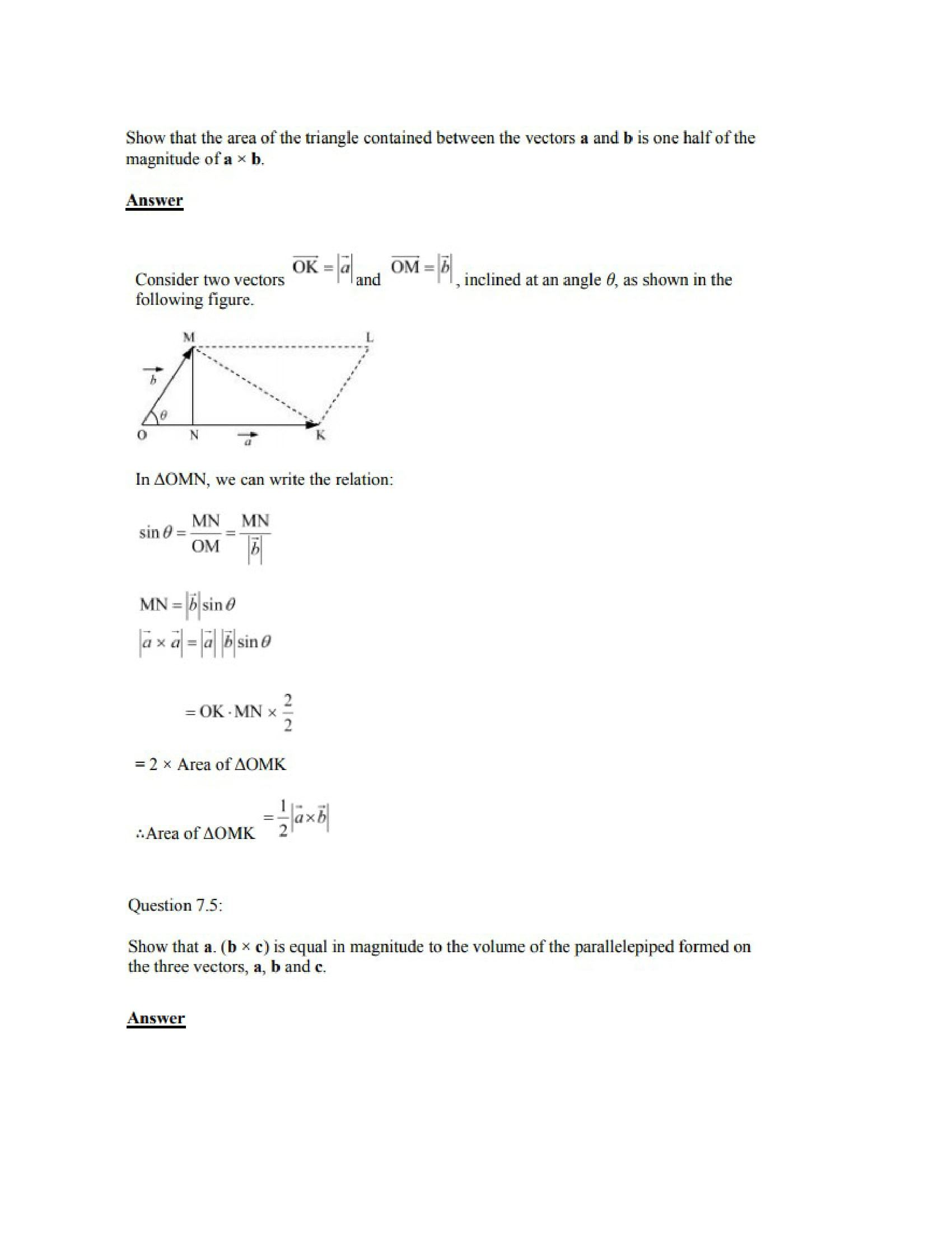 Physics Numericals Class 11 Chapter 7 3