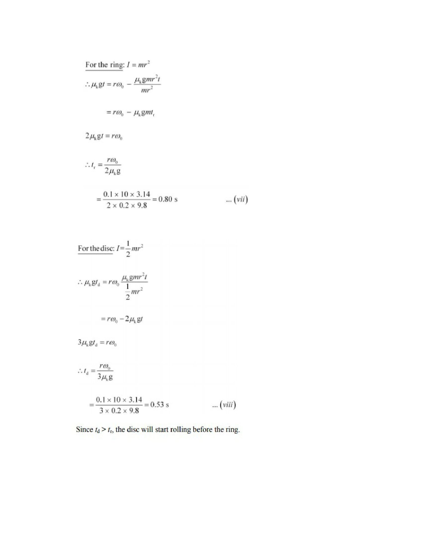 Physics Numericals Class 11 Chapter 7 51