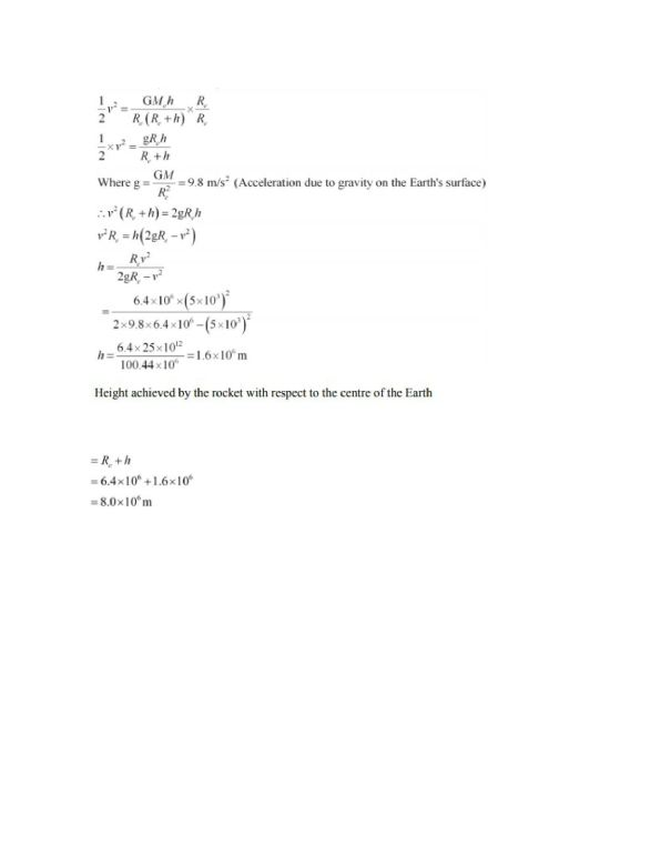 Physics Numericals Class 11 Chapter 8 20