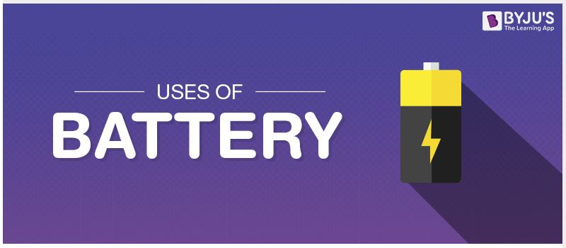 Uses of Battery