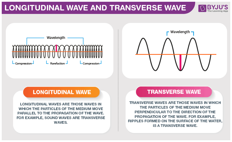 Difference Between Longitudinal and Transverse Wave