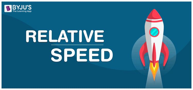 Relative Speed
