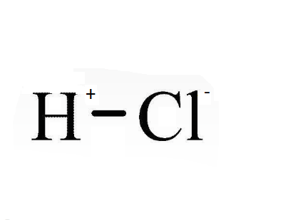 Structural Formula of Hydrochloric Acid