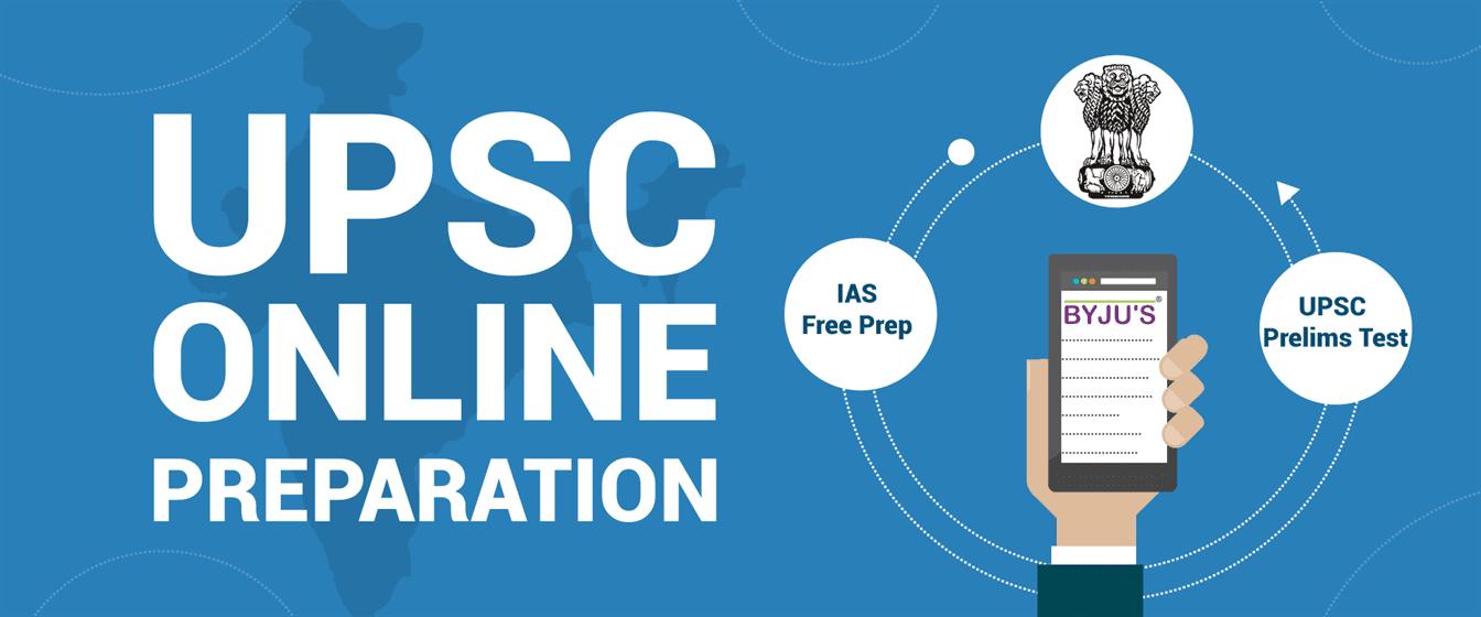 UPSC Online Preparation
