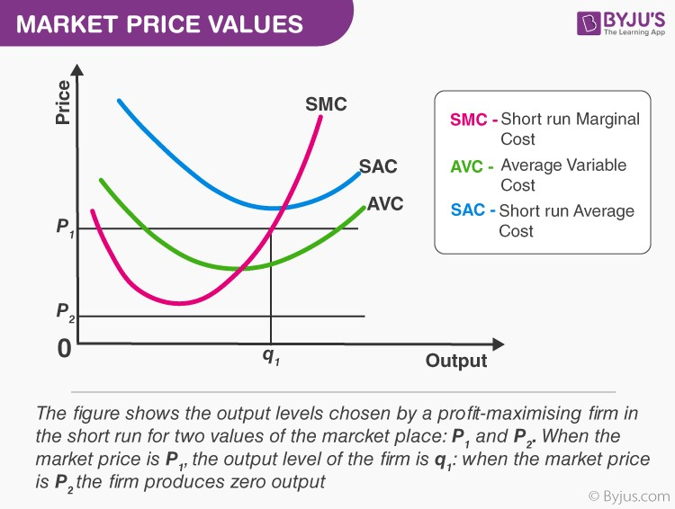 Short Run Supply Curve Of A Firm