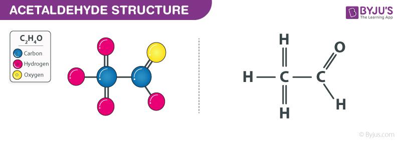 Acetaldehyde - C2H4O