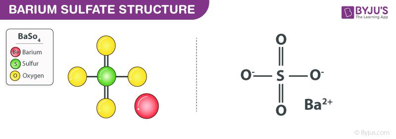 Barium Sulfate - BaSO4