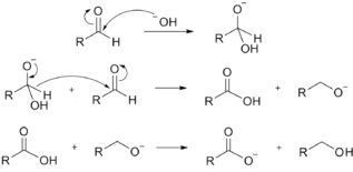 Crossed Cannizzaro Reaction