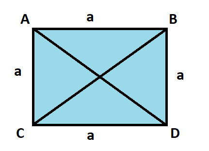 Diagonal of a Square Formula