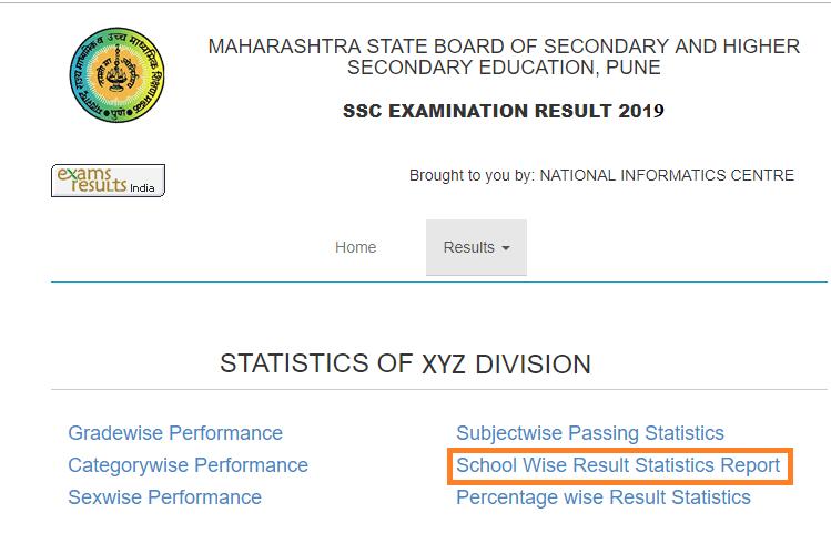 How to Check Maharashtra SSC Result 2019
