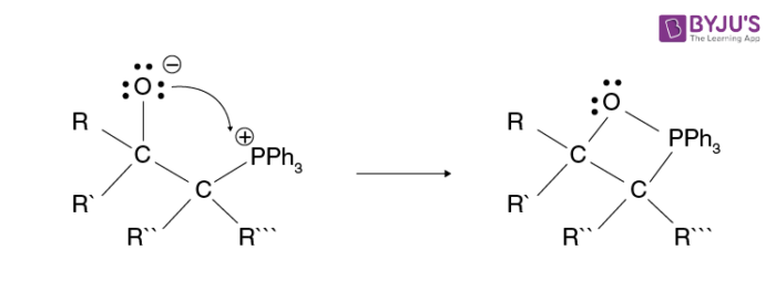 Wittig Reaction Mechanism Step 2