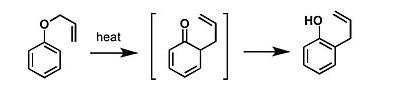 Claisen Rearrangement Example