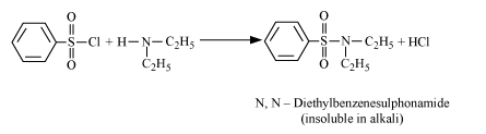 Hinsberg Reagent - Use in Hinsberg Test to Distinguish Primary