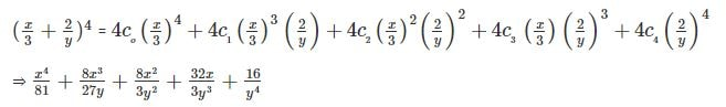 Binomial Theorem Example Question 1