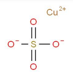 Copper Sulfate (CuSO4)