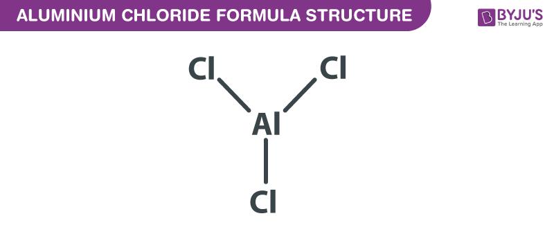 Aluminium Chloride Formula