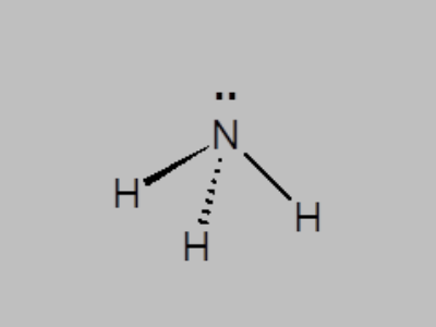 Ammonia Structural Formula
