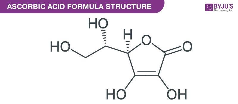 Ascorbic Acid Formula