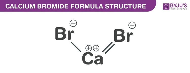 Calcium Bromide Formula