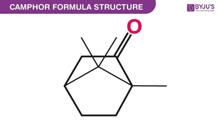 Camphor Formula