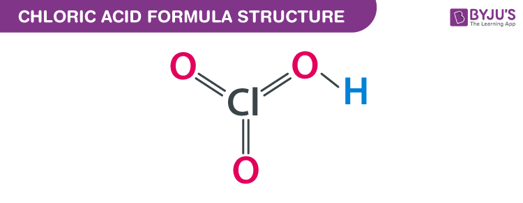 Chloric Acid Formula