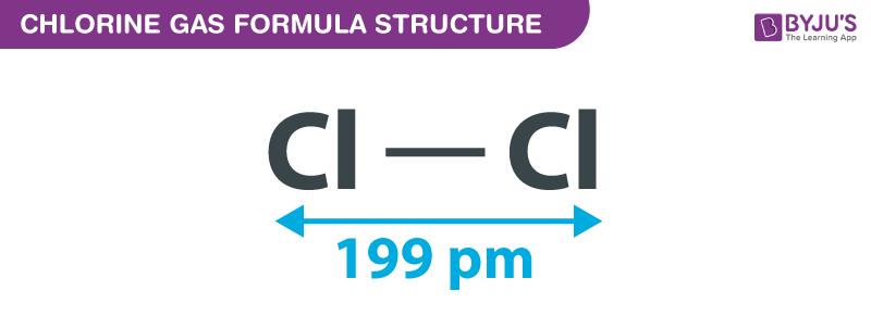 Chlorine Gas Formula