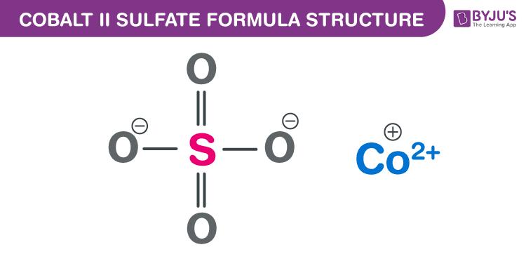 Cobalt (II) sulfate Formula