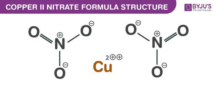Copper II Nitrate Formula