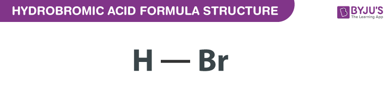 Hydrobromic Acid Formula