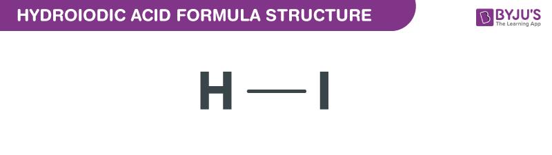 Hydroiodic Acid Formula