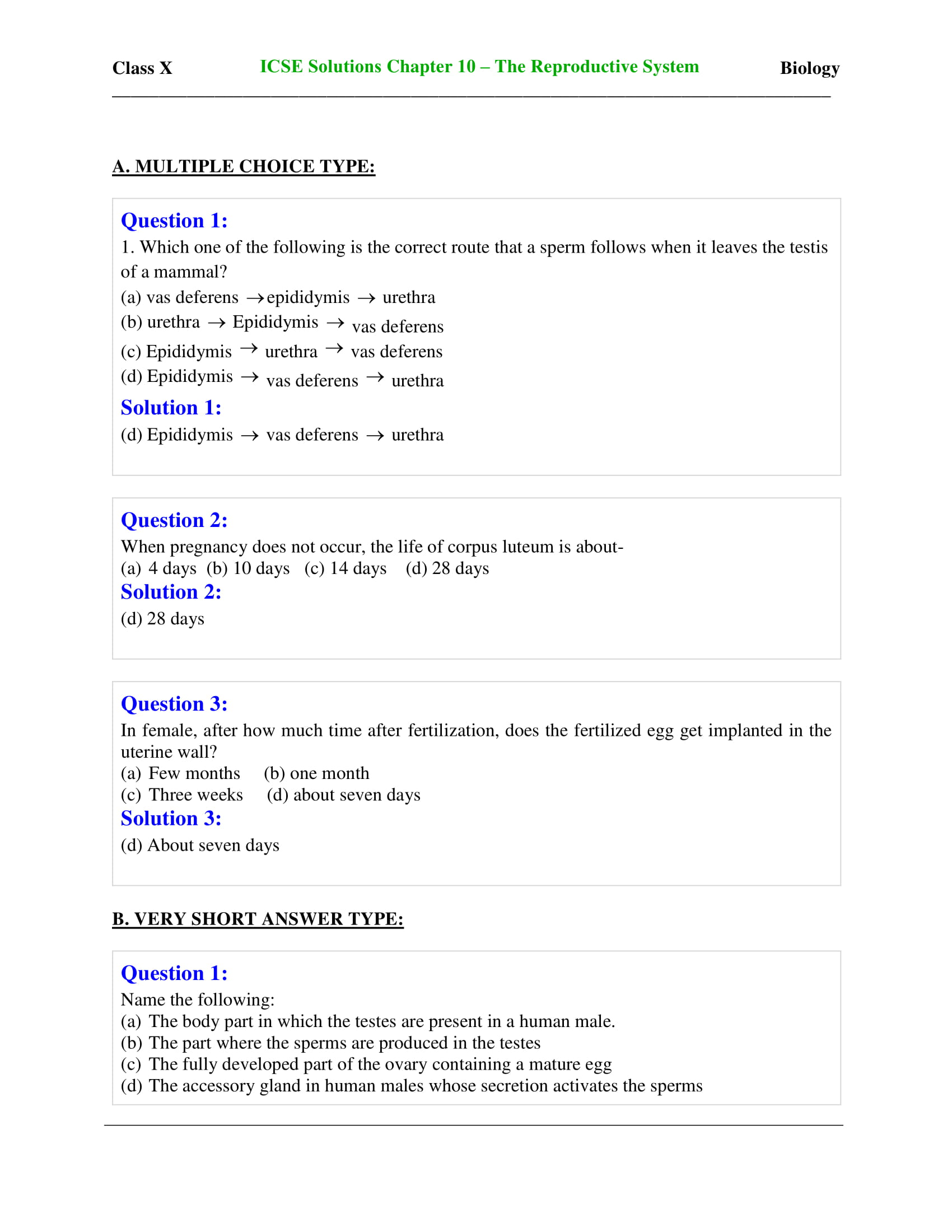 icse-selina-biology-solutions-class-10-chapter-10-the-reproductive-system-01