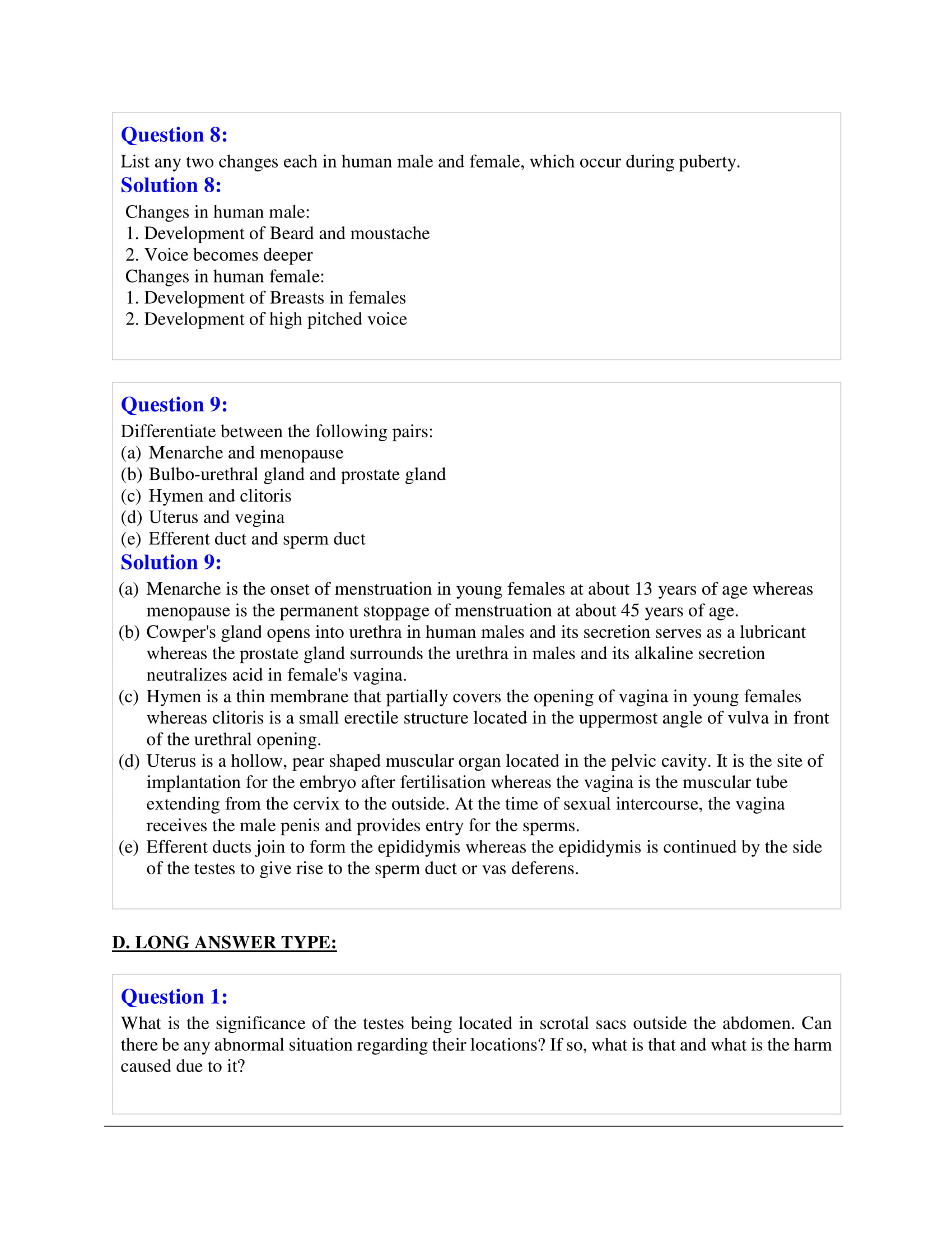 icse-selina-biology-solutions-class-10-chapter-10-the-reproductive-system-05