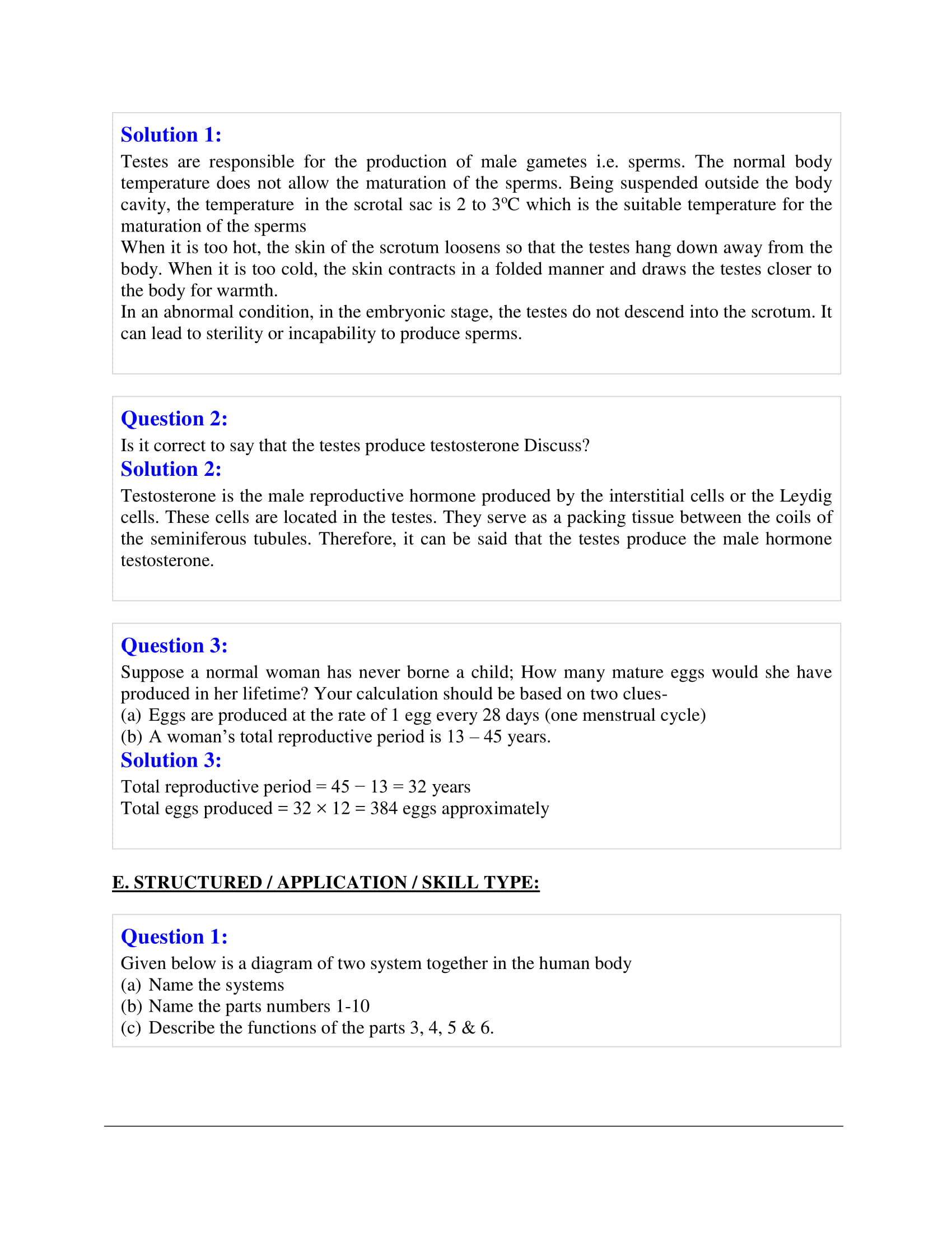 icse-selina-biology-solutions-class-10-chapter-10-the-reproductive-system-06