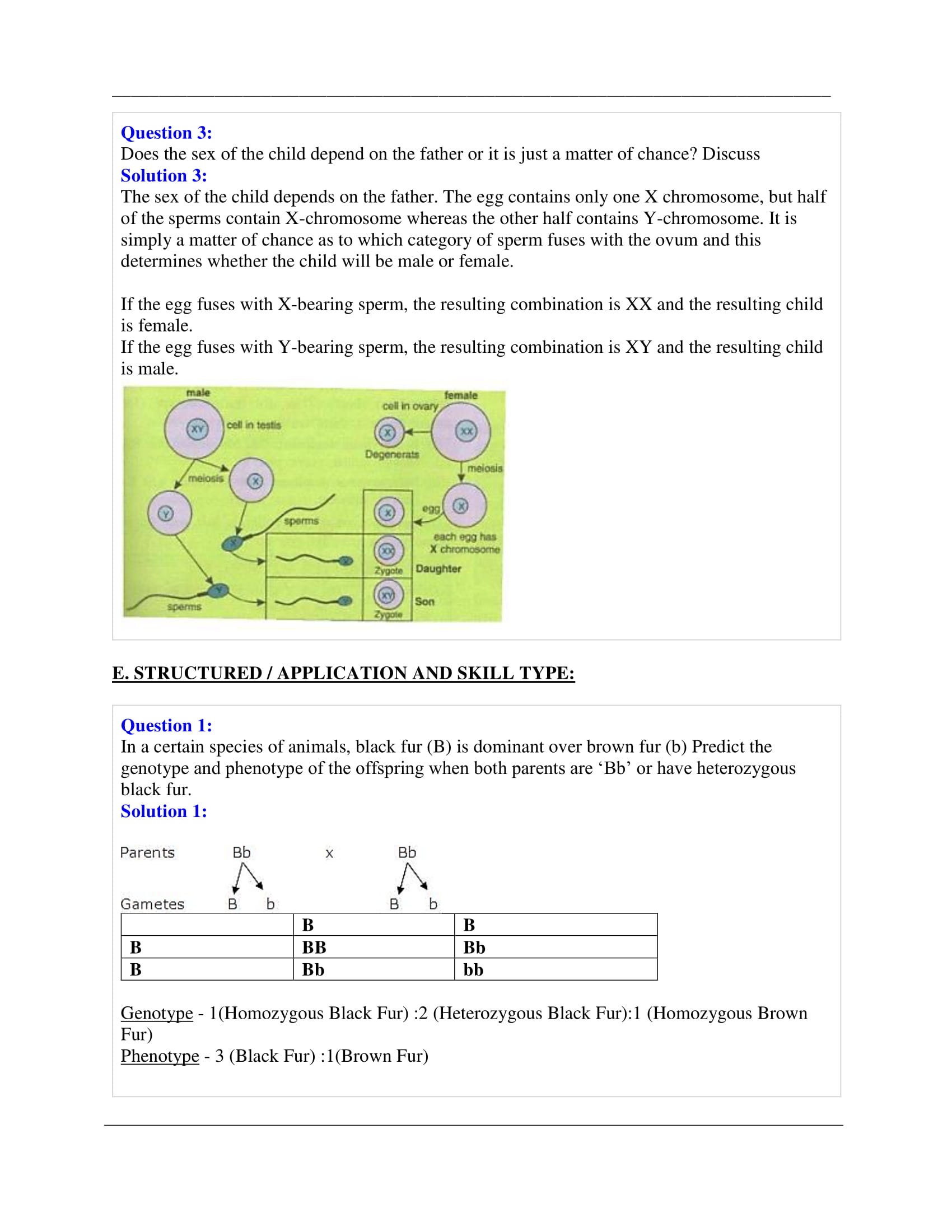 icse-selina-biology-solutions-class-10-chapter-2-genetics-some-basic-fundamentals-5