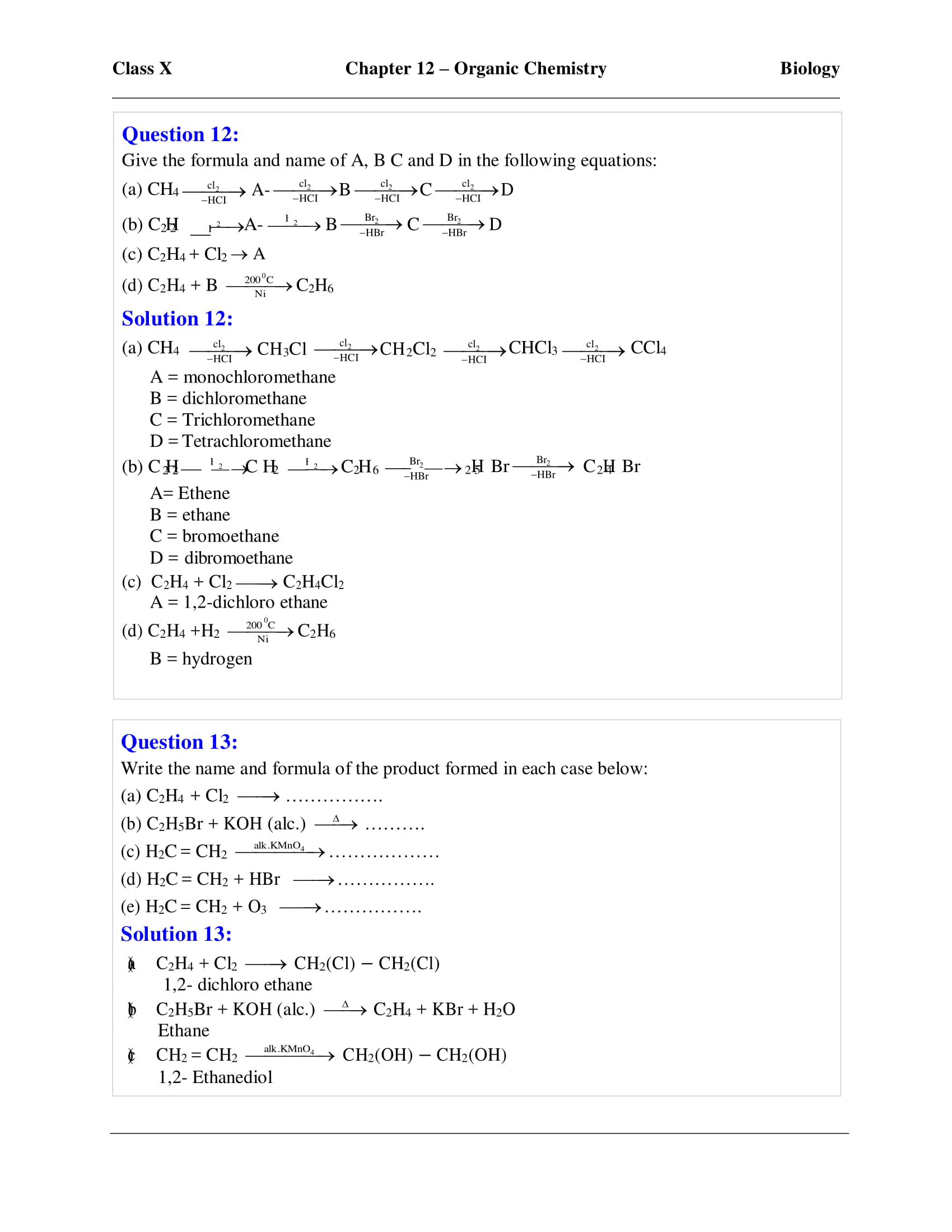 icse-selina-chemistry-solutions-class-10-chapter-12-organic-chemistry-18