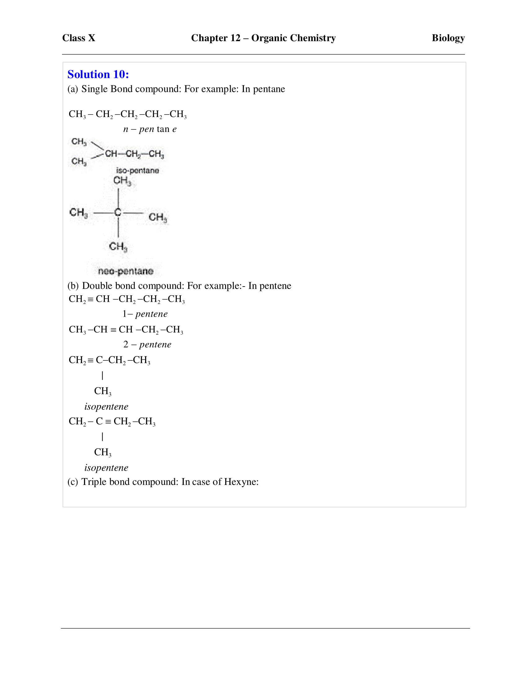 icse-selina-chemistry-solutions-class-10-chapter-12-organic-chemistry-47