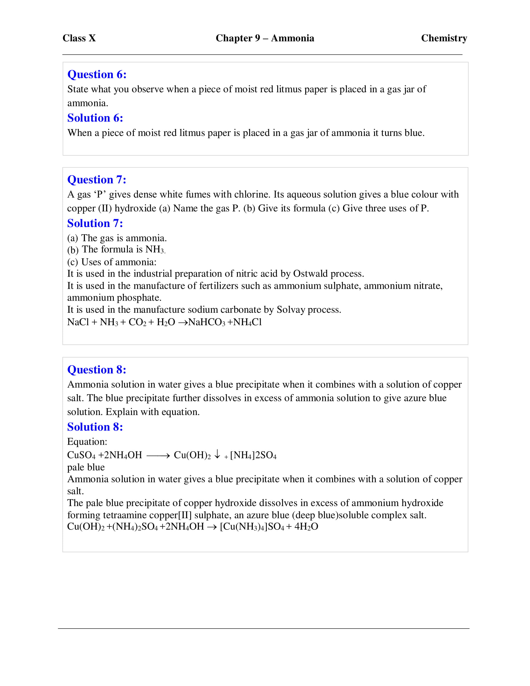icse-selina-chemistry-solutions-class-10-chapter-9-study-of-compounds-ammonia-03